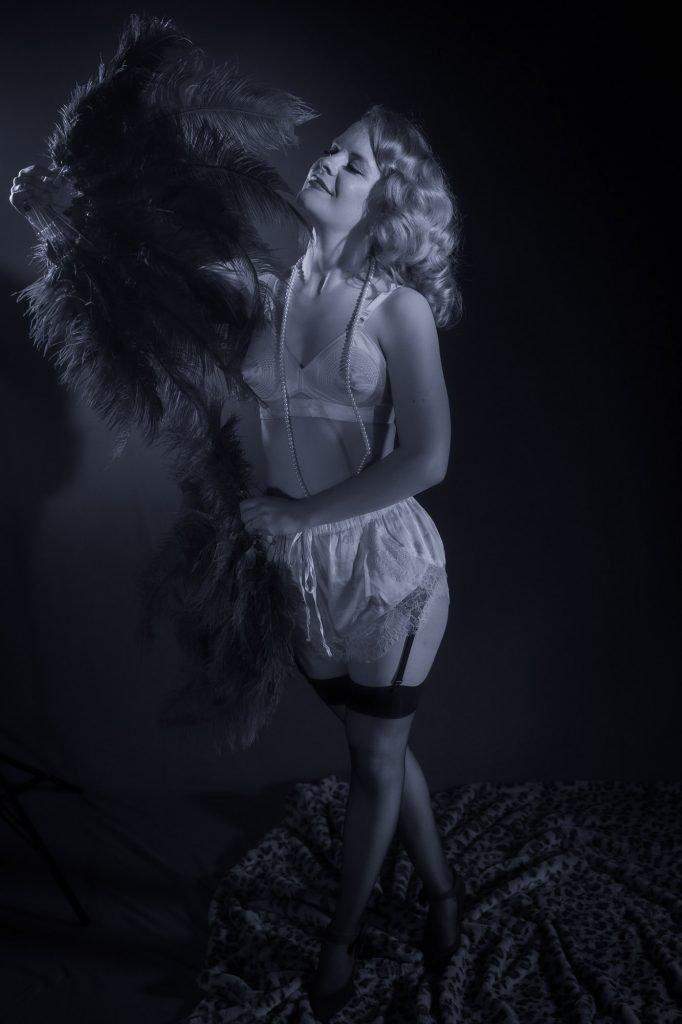 Vintage Photoshoots Burlesque